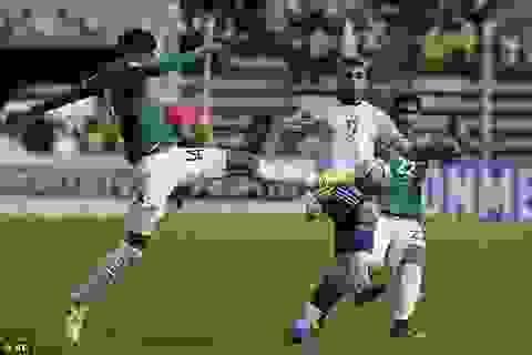 Messi bị treo giò, Argentina gục ngã trước Bolivia tại La Paz