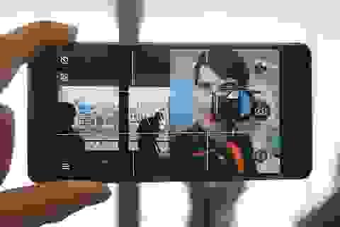 """Trên tay """"bom tấn"""" Nokia 8 - smartphone chụp cùng lúc 2 camera trước và sau"""