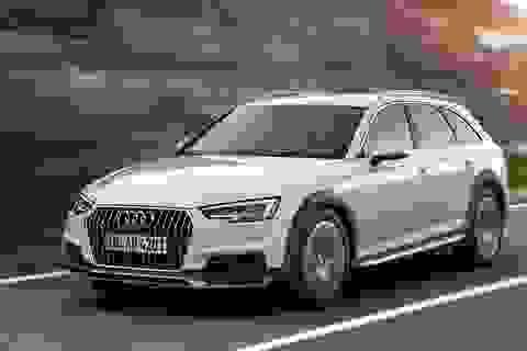 Audi dồn hy vọng vào phân khúc SUV và wagon tại Mỹ