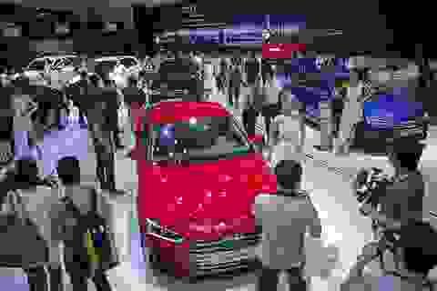 Dàn sao của Audi khuấy động Triển lãm ô tô quốc tế Việt Nam 2017