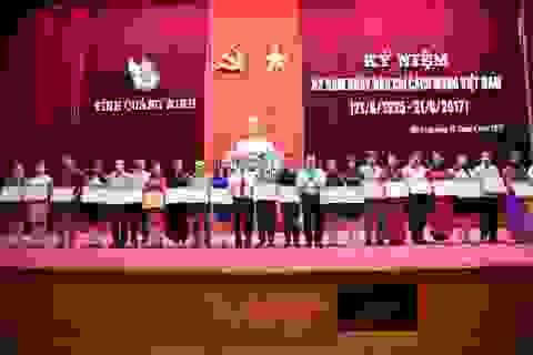 Phóng viên Dân trí đoạt giải Ba Giải Báo chí Quảng Ninh