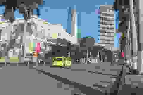 Đà Nẵng cấm xe nhiều tuyến đường dịp Lễ hội pháo hoa