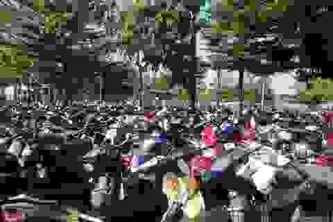 TPHCM ban hành giá dịch vụ trông giữ xe từ nguồn xã hội hóa