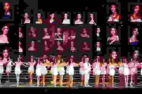 Đề nghị tổ chức Hoa hậu Hoàn vũ phù hợp với thực tế khắc phục mưa bão