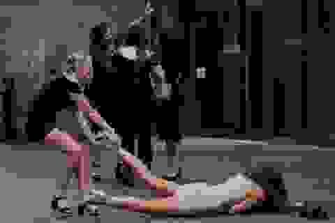 """Lạ lẫm những hình ảnh ở Anh trong ngày nghỉ lễ """"Bank Holiday"""""""