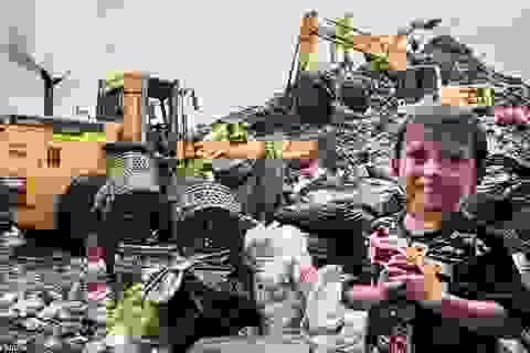 Ám ảnh bãi rác lớn nhất Đông Nam Á là chỗ ở của hàng nghìn người