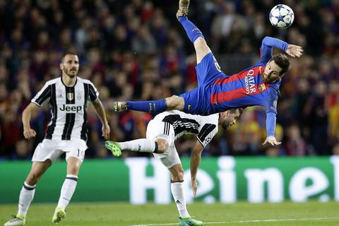 Barcelona - Juventus: Bại binh phục hận