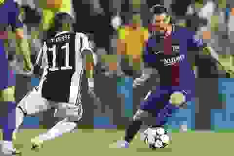 Barcelona tiếp tục toàn thắng tại Champions League?