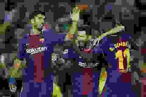 Barcelona tiếp tục mạch thăng hoa trên sân Sporting Lisbon?