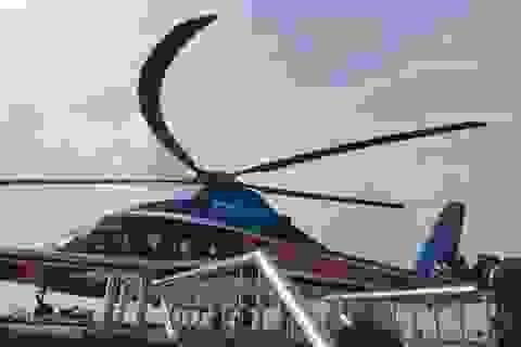Sẽ sớm khai thác bay trực thăng trên nóc tòa nhà 39 tầng