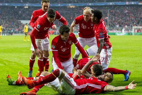 """Nhìn lại trận đấu """"thảm họa"""" của Arsenal trên sân Bayern Munich"""