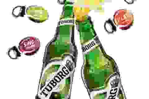 Những sự thật thú vị về thương hiệu bia Tuborg