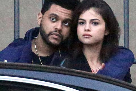 Selena Gomez hạnh phúc bên The Weeknd