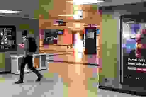 """Bỉ bắn chết kẻ đánh bom """"khủng bố"""" tại ga tàu ở thủ đô Brussels"""