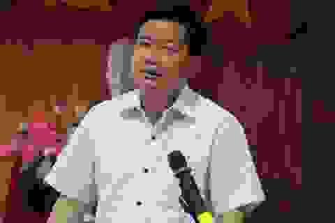 Bí thư Thành ủy Đinh La Thăng: Hát cải lương có nhất thiết tiến sĩ hát không?