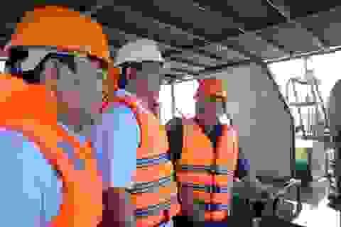Bí thư Thăng: Sớm lắp ống dẫn nước từ hồ Dầu Tiếng về TPHCM