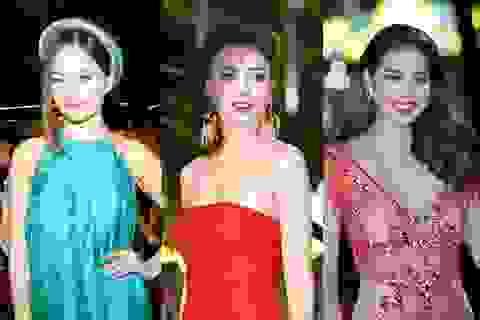 Dàn mỹ nhân showbiz Việt dập dìu tham dự giải thưởng điện ảnh