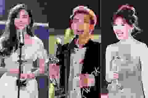 """Những gương mặt """"mới toanh"""" trong các giải thưởng cuối năm của showbiz"""