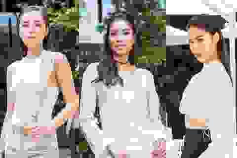 """Ngắm dàn người đẹp Việt đầy phong cách """"mỗi người một vẻ"""""""