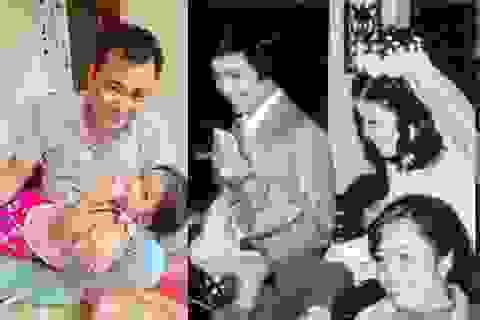 """Chí Trung khoe ảnh cưới; Tự Long được gọi là """"ông bố bỉm sữa"""""""