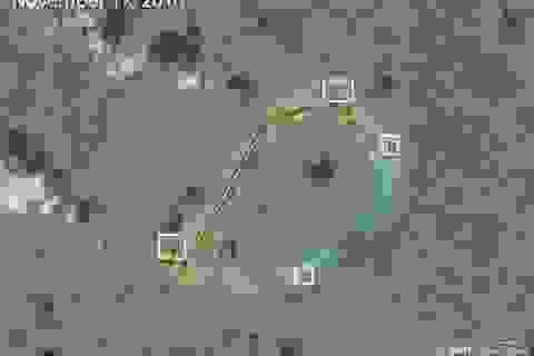 """Mỹ """"tố"""" Trung Quốc sắp hoàn tất hàng chục kết cấu có thể chứa tên lửa ở Biển Đông"""