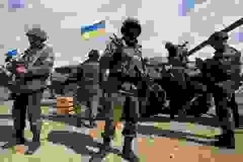 Ukraine bắn phá dồn dập vào Donetsk
