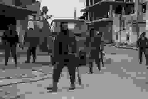 Quân đội Syria tăng cường lượng lớn binh sĩ đến Dara'a