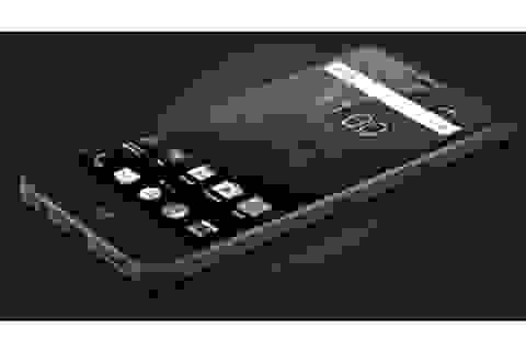 Lộ ảnh chính thức smartphone đầu tiên có chức năng chống nước của BlackBerry