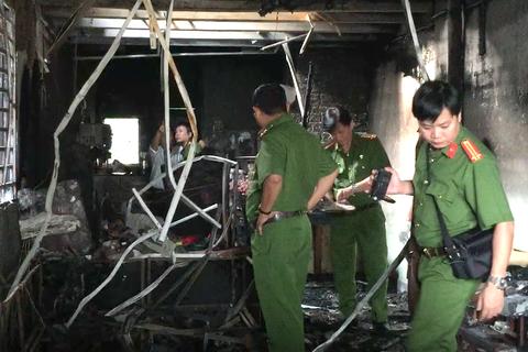 Bộ Công an vào cuộc điều tra vụ hỏa hoạn khiến 4 người tử vong