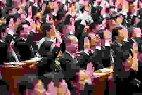 Trung Quốc nêu đích danh 3 cựu quan chức mua phiếu trong kỳ Đại hội đảng