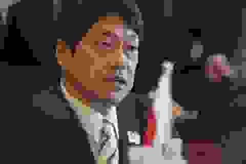 Nhật Bản có Bộ trưởng Quốc phòng mới