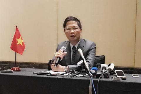 Bộ trưởng Trần Tuấn Anh: APEC là động lực của tăng trưởng và liên kết kinh tế khu vực