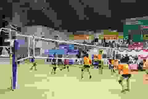 Quảng Trị: Gần 230 vận động viên của 19 đội tranh tài ở giải vô địch bóng chuyền trẻ toàn quốc