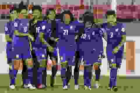 Thái Lan đánh bại Myanmar trong trận mở màn bóng đá nữ SEA Games 29