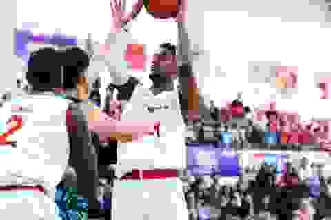 Sài Gòn Heat thất bại đáng tiếc trước nhà vô địch giải nhà nghề Đông Nam Á