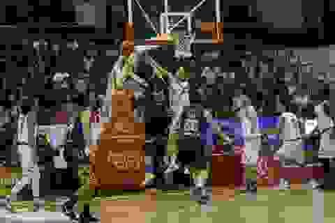 Sài Gòn Heat có chiến thắng đầu tiên tại giải nhà nghề Đông Nam Á năm nay