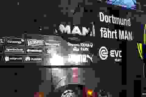 Hoãn trận đấu Borussia Dortmund gặp Monaco vì xe buýt dính nổ