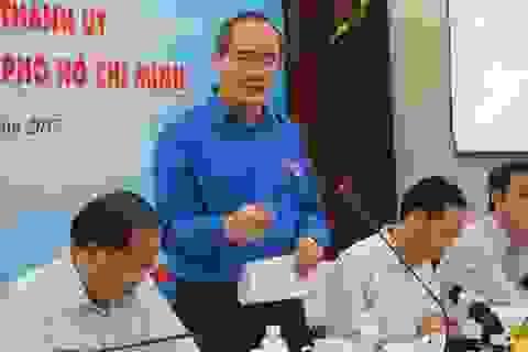 """Bí thư Nguyễn Thiện Nhân """"đặt hàng"""" thanh niên giải quyết kẹt xe, ô nhiễm môi trường"""