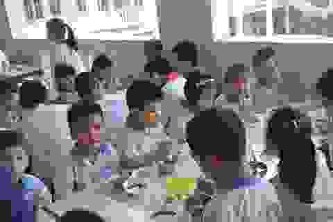 Hà Nội: Sở GD&ĐT tăng cường kiểm tra đột xuất công tác bán trú và bữa ăn học đường
