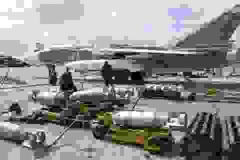 Bước ngoặt mới trên chiến trường Syria