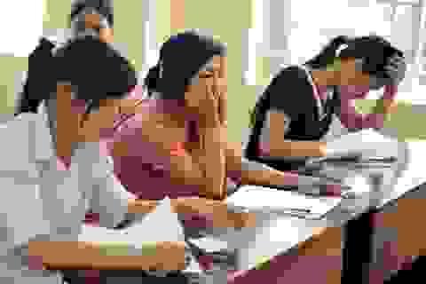 Bộ Giáo dục lý giải vì sao thí sinh đạt điểm cao vẫn trượt nguyện vọng 1