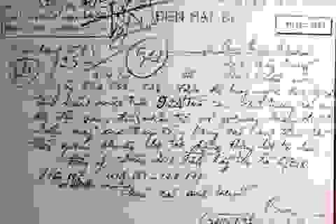 Bút tích của Tổng Bí thư Lê Duẩn trong các văn bản tuyệt mật