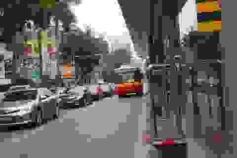 Hà Nội thí điểm cho buýt thường đi vào làn buýt nhanh BRT