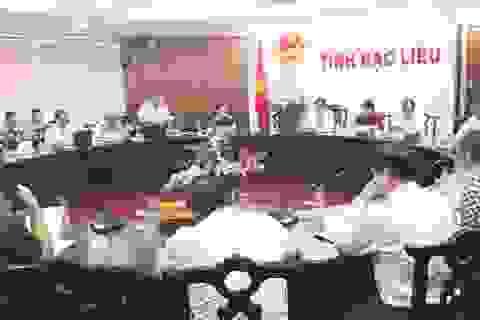 Vụ Chủ tịch Bạc Liêu bị phê bình: Thanh tra nội dung tố cáo của doanh nghiệp