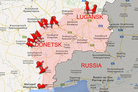 Vòng xoáy mới đang nhấn chìm Ukraine