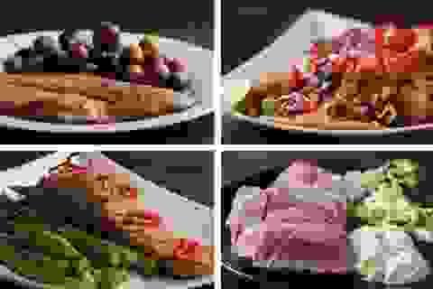 5 cách chế biến món ăn ngon tuyệt với cá