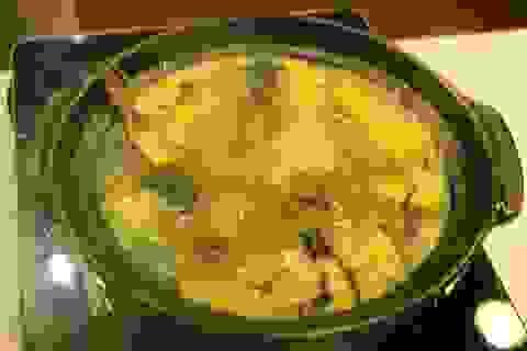 Bếp Ngon: Làm món cá om chuối đậu cùng NTK Đỗ Trịnh Hoài Nam
