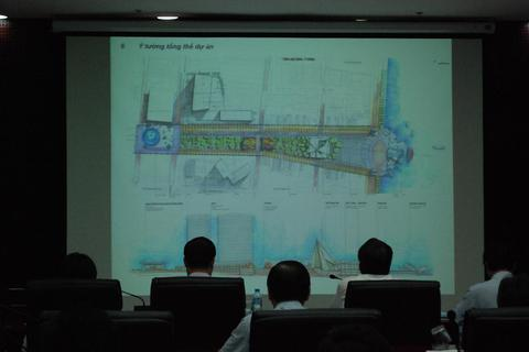 Đà Nẵng tuyển phương án quy hoạch quảng trường trung tâm thành phố