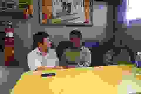 Cứu 10 ngư dân trên tàu cá bị hỏng máy