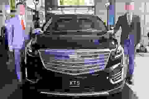 """Vì sao các thương hiệu ô tô Mỹ """"khó sống"""" ở Nhật?"""